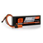 Spektrum 5000mAh 2S 7.4V 100C Smart LiPo Hardcase; IC5