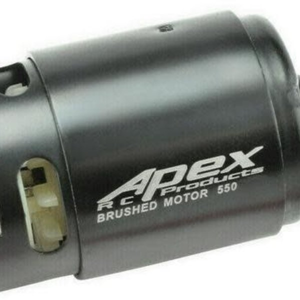 APEX APEX RC PRODUCTS 35T TURN 550 BRUSHED ELECTRIC MOTOR #9746