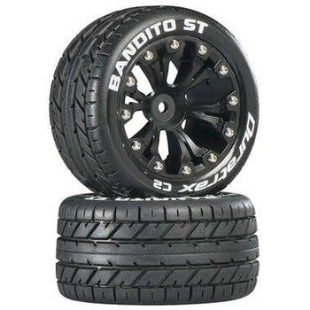 "DuraTrax Bandito ST 2.8"" Truck 2WD Mntd Re C2 Blk (2)"