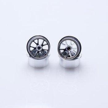 XOTIK Y-Spoke Wheel Set (Chrome)