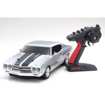 KYOSHO Fazer Mk2 1970 Chevelle SS 454 LS6, Cortez Silver RTR (Griund ship included lower 48)