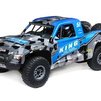LOSI SuperBajaRey 2.0: 1/6 4wd ElecDesertTruck-King (Ground shipping included in online price to the lower 48 states)