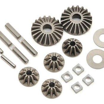 LOSI Diff Gear Set w/Hardware: TENACITY ALL