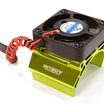 Integy High Speed Cooling Fan+Heatsink Mount for 40mm O.D. Motor