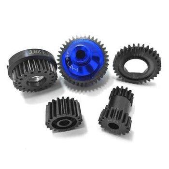 HOT RACING SJT1000XF06 #45 Steel Jato Gear Set