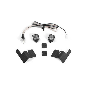 RC4WD Pillar Lights Kit for Axial 1/10 SCX10 III Jeep (inc grd ship lower 48)