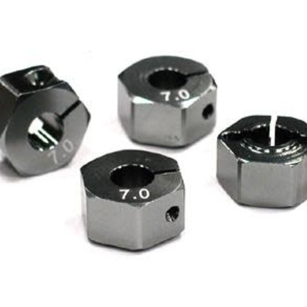 Integy 12mm Hex Wheel Hub (7mm Thickness) for 1/10 Touring Car and Drifting