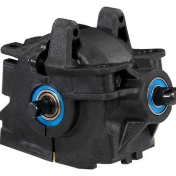 Traxxas Differential, front (complete with pinion gear and differential plastics) (fits 1/10-scale 4X4 Slash, Stampede®, Rustler®, Rally)