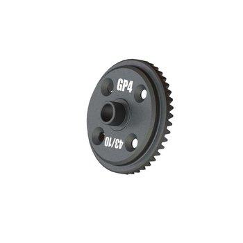 arrma Main Diff Gear 43T Spiral 29mm Diff Case GP4 5mm(GRD SHIP INC)