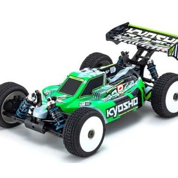 KYOSHO Kyosho Inferno MP9e Evo V2 Readyset 1/8 4WD Brushless Electric Buggy w/2.4GHz Radio