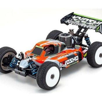 KYOSHO Kyosho Inferno MP9 TKI4 V2 ReadySet 1/8 Nitro Buggy w/2.4GHz Radio & KE21SP Engine