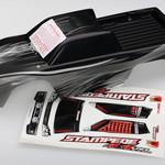 Traxxas 6711X Body Stampede 4x4 ProGraphix w/Decal Sheet