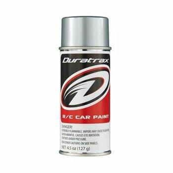 DuraTrax Polycarb Spray Silver Streak 4.5 oz
