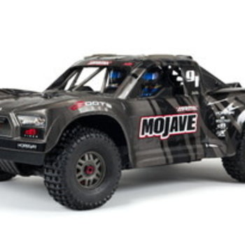 arrma MOJAVE 1/7 4WD EXtreme Bash Roller (Black)