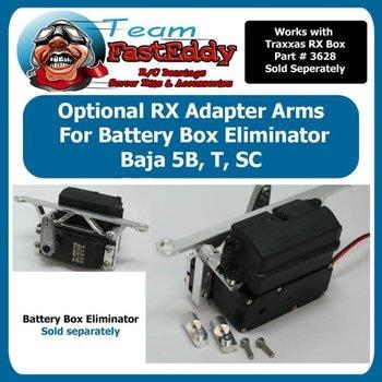 Team FastEddy Batery Box Eliminator RX Adapter