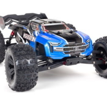 arrma KRATON 6S 4WD BLX 1/8 Speed Monster Truck RTR Blue (inc grd ship lower 48)
