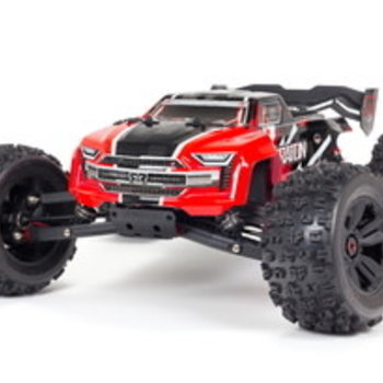 arrma KRATON 6S 4WD BLX 1/8 Speed Monster Truck RTR Red(inc grd ship lower 48)