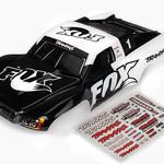 Traxxas 6849 Body Slash 4x4 Fox Edition