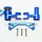 GPM GPM Racing Traxxas UDR Blue Aluminum Steering Rack Assembly UDR048-B