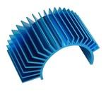 APEX APEX RC PRODUCTS BLUE ALUMINUM 540 / 550 ELECTRIC MOTOR HEAT SINK #8040