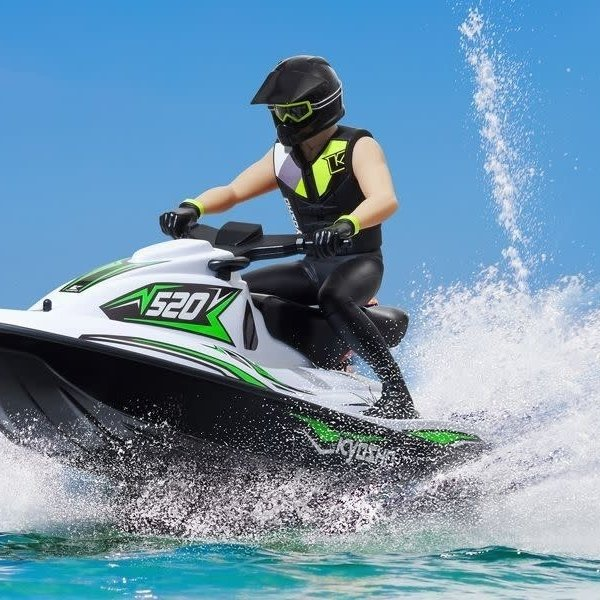 KYOSHO 1:6 Scale Radio Controlled Electric Powered Personal Watercraft WAVE CHOPPER 2.0