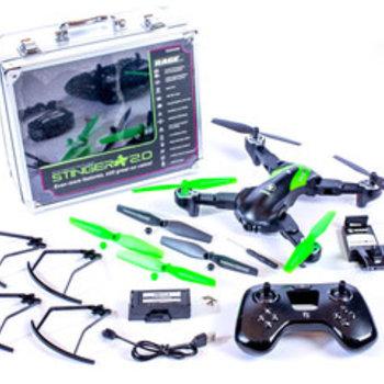 Rage R/C Stinger 2.0 RTF WiFi FPV Drone w/1080p HD Camera