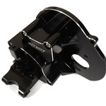 Integy Alloy Gearbox Housing for Traxxas 1/10 Stampede 2WD, Rustler 2WD & Bandit XL5 T7983BLACK