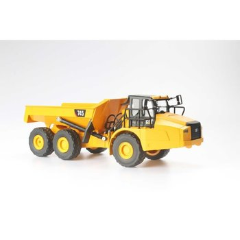 Diecast Masters Caterpillar 745 Articulated Truck 1/24
