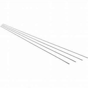 """K&S Music Wire - 36"""" Long -- .032"""" Diameter pkg(4)"""