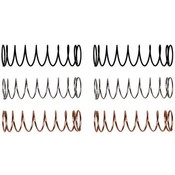 HOT RACING Linear Rate Rear Spring Set Losi Mini-T 2