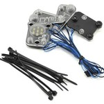 Traxxas 8027 LED headlight/tail light kit (fits #8011 body, requires #8028 power supply)