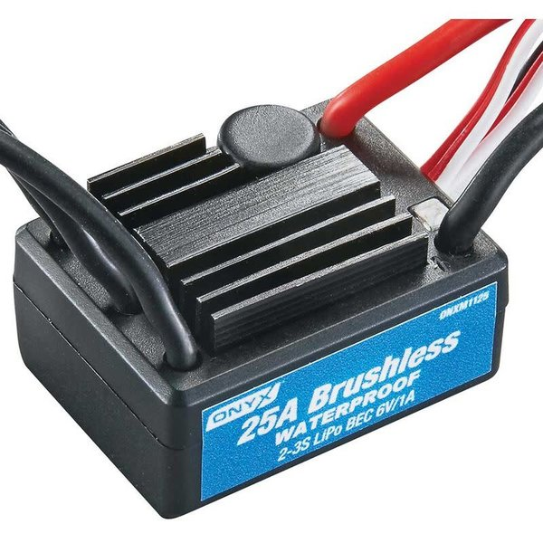 ONYX 25A Programmable Brushless ESC