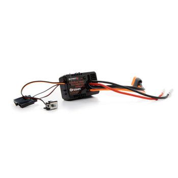 Spektrum Firma 40 Amp Brushed Smart 2-in-1 ESC and Receiver
