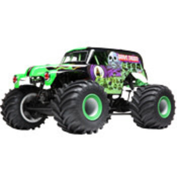 LOSI LMT:4wd Solid Axle Monster Truck, Grave Digger:RTR (Shipping included in online price to lower 48 states)