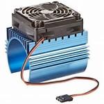 Hobbywing  Cooling Fan + Heat Sink Combo C4