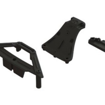 arrma ARA320521 front bumper set includes usps ground ship