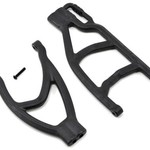 RPM 70482 Extended Right Rear A-Arms Black Summit/Revo