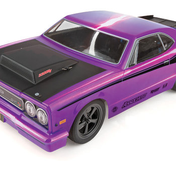 ASC Associated DR10 RTR Brushless Drag Race Car (Purple)includes ground ship lower 48