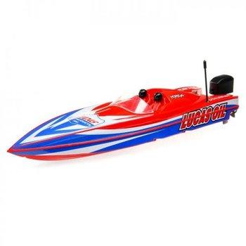 Lucas Oil 17 Power Race DeepV w/SMART Chg&Batt:RTR ship inc lower 48