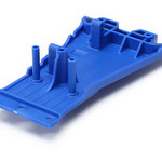 Traxxas 5831A - Lower chassis, low CG (blue)