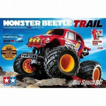 Tamiya TAMIYA MONSTER BEETLE TRAIL