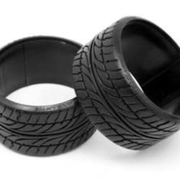HPI LP35 T-Drift Tires, Dunlop Le Mans LM703, (2pcs)