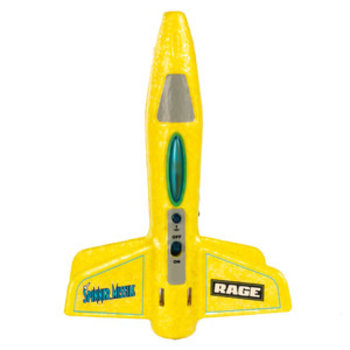 Rage R/C Spinner Missile - Yellow Electric Free-Flight Rocket