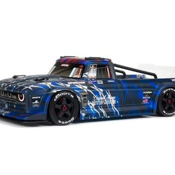 arrma INFRACTION 6S BLX 1/7 All-Road Truck Blue (Ground Shipping Included in Online Price To The Lower 48 States)