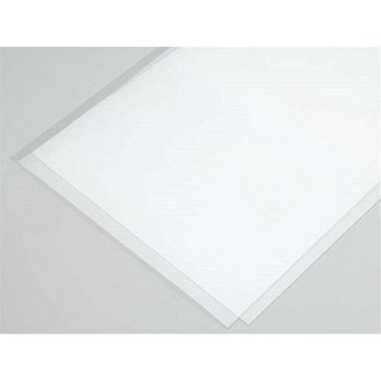 "K&S K and S Engineering Clear Plastic Sheet .015 x 8.5"" x 11"""