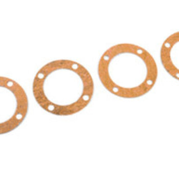 Corally Differential Gasket for Center Differential 35mm - 4pcs, Dementor, Kronos, Python, Shogun