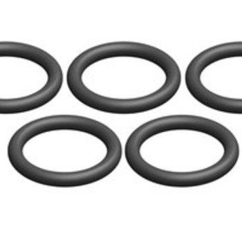 Corally O-Ring - Silicone - 9x12mm - 5 pcs: Dementor, Kronos, Python, Shogun