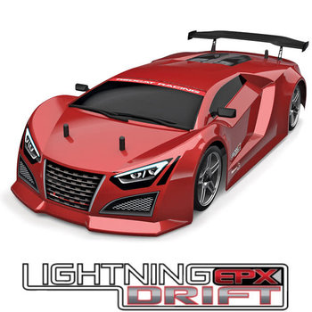 1/10 Lightning EPX Drift 4WD RTR Red (grd ship inc)
