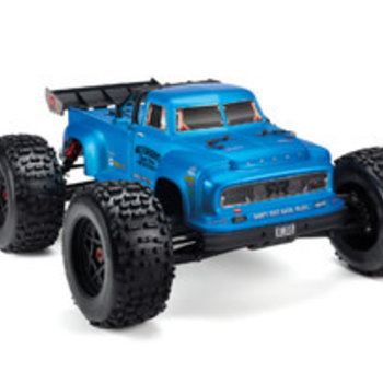 arrma AR406152 Notorious 6S BLX Body Blue Real Steel