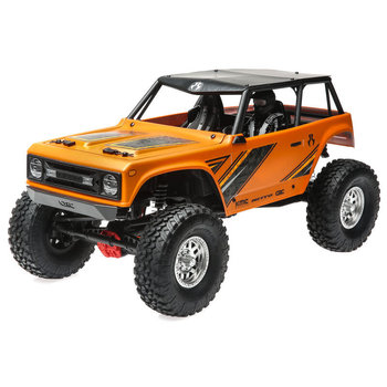 Wraith 1.9 1/10th Scale Electric 4wd RTR Orange (Ground shipping included in online price to the lower 48 states)